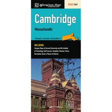 Cambridge Fold Map