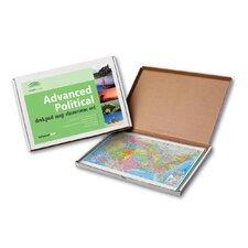 Advanced Political Deskpad Class Set - United States