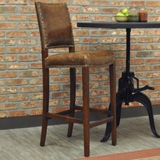 "Green Valley 30"" Bar Stool with Cushion"
