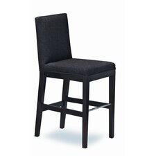 "Georgia 24"" Bar Stool with Cushion"