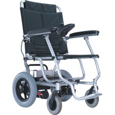 Puzzle Portable Folding Electric Power Wheelchair