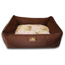 <strong>Luca For Dogs</strong> Meadow Easy-Wash Cover Donut Dog Bed