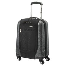 "Crystal City 17"" Carry-On Spinner Suitcase"