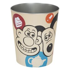 Wallace and Gromit Waste Paper Bin (Set of 2)