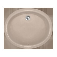 Advantage Series Elko Undermount Oval Bathroom Sink
