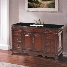 "Princeton 56"" Bathroom Vanity Set"