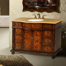 "Amelia 48"" Bathroom Vanity Set"
