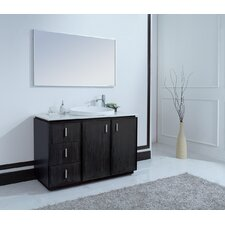 "<strong>Stufurhome</strong> 48"" Brewster Single Sink Vanity Set"
