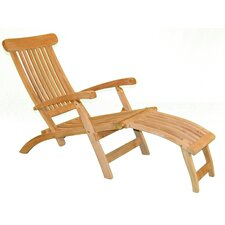 <strong>Jewels of Java</strong> Steamer Lounge Chair