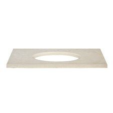 "<strong>Xylem</strong> Islander 25"" Vanity Top for CSR169RD"