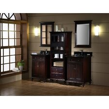 "Glenayre 24"" Bathroom Vanity Cabinet Set"