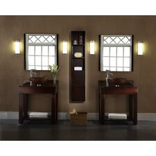 "<strong>Xylem</strong> Europa 30"" Bathroom Vanity Set"