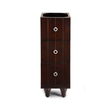 "<strong>Xylem</strong> Capri 12"" Bridge Drawer Vanity Base"