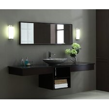"<strong>Xylem</strong> Blox 30"" Wall Vanity Set"