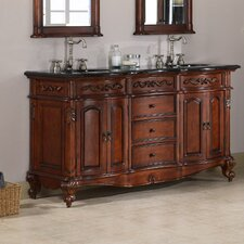 "<strong>Xylem</strong> Windsor 60"" Vanity Set"