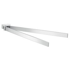 "Lanzarote 14.8"" Wall Mounted Swivel Towel Bar"