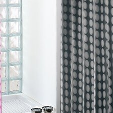 Cell Polyester Shower Curtain