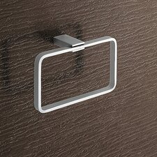 <strong>Gedy by Nameeks</strong> Kansas Towel Ring in Chrome