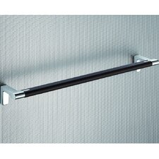 "Odos Wood 11.81"" Towel Bar in Wenge"