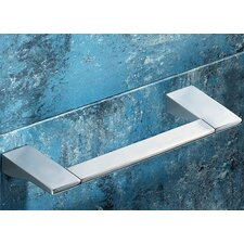 "Glamour 11.81"" Towel Bar in Chrome"