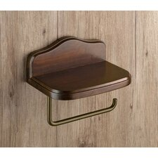 <strong>Gedy by Nameeks</strong> Montana Toilet Paper Holder with Cover