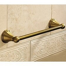 "Romance 13.8"" Wall Mounted Towel Bar"