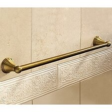 "Romance 23.62"" Wall Mounted Towel Bar"