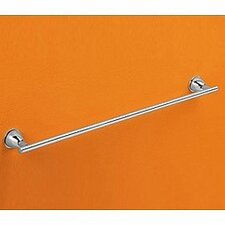 "Genziana 23"" Towel Bar in Chrome"