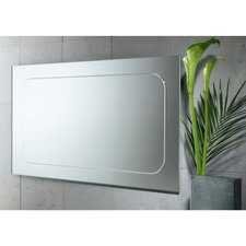 "<strong>Gedy by Nameeks</strong> Planet 22.6"" H x 39.4"" W Vanity Mirror"