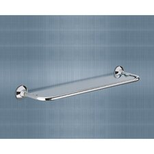 "<strong>Gedy by Nameeks</strong> Ascot 24"" x 2.4"" Bathroom Shelf"