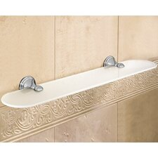 "Romance 23.6"" x 2.2"" Bathroom Shelf"