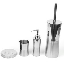 <strong>Gedy by Nameeks</strong> Primula Bathroom Accessory Set
