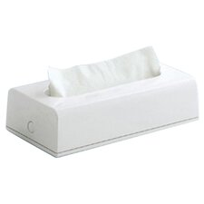 Portafazzoletti Tissue Box in White