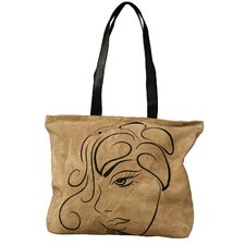 Suede Face Evening Bag