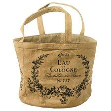 Suede Eau De Cologne Print Bag