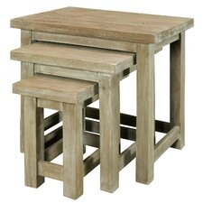 Dorset 3 Piece Nest of Tables *
