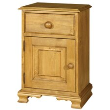 Otley 1 Drawer Bedside Table