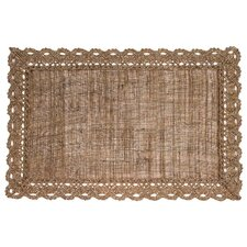 Lace Edged Placemat (Set of 12)