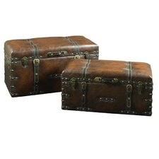 """Just in Case"" Trunk (Set of 2)"