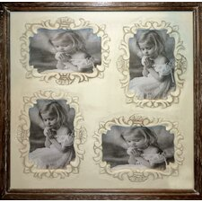 Chateau Quad Photo Frame