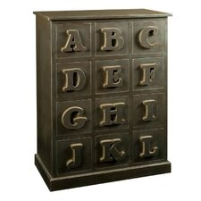 <strong>Alterton Furniture</strong> ABC 12 Drawer Chest