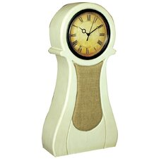 Gifts and Accessories Full Circle Mantel Clock