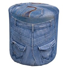 Quality Comfort Pocket Pouffe