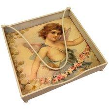 Gifts and Accessories Cherubim Napkin Holder