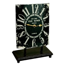 Gifts and Accessories Deco Old Town Mantle Clock