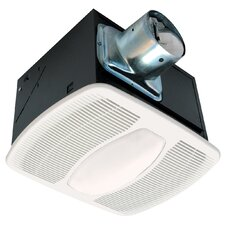 100 CFM Energy Star Bathroom Fan with Night Light