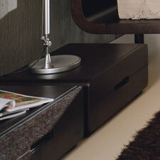 <strong>Hokku Designs</strong> Cosmo 1 Drawer Nightstand