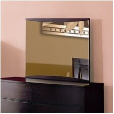<strong>Hokku Designs</strong> Maya Rectangular Dresser Mirror