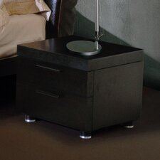 Milano 2 Drawer Nightstand