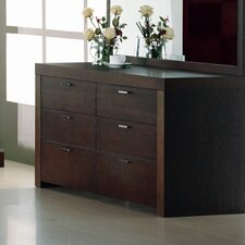 Traxler 6 Drawer Dresser